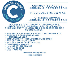 Lisburn Community Advice