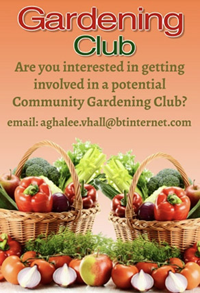 Are you interested in a Gardening Club?